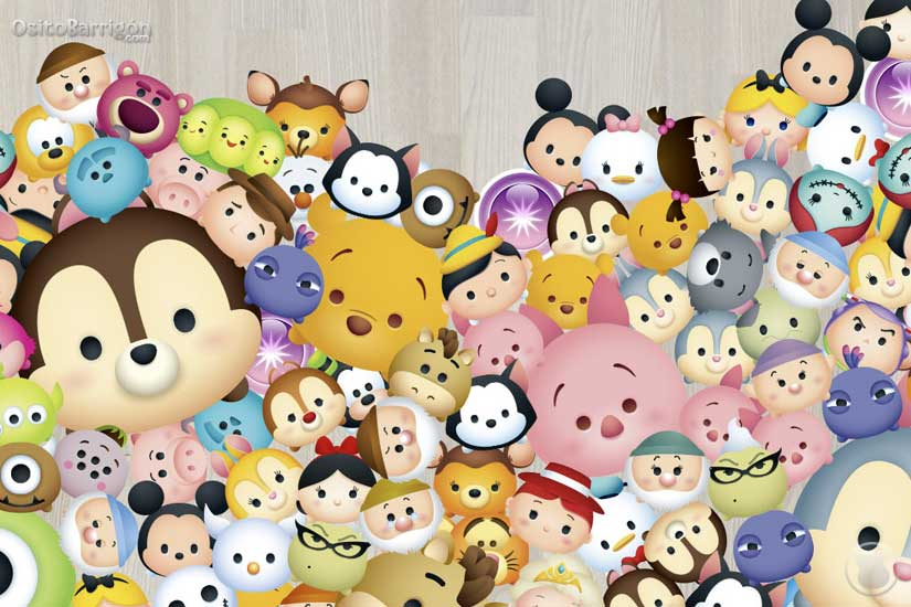Conoce El Fenómeno Tsum Tsum: Conoce Disney Tsum Tsum