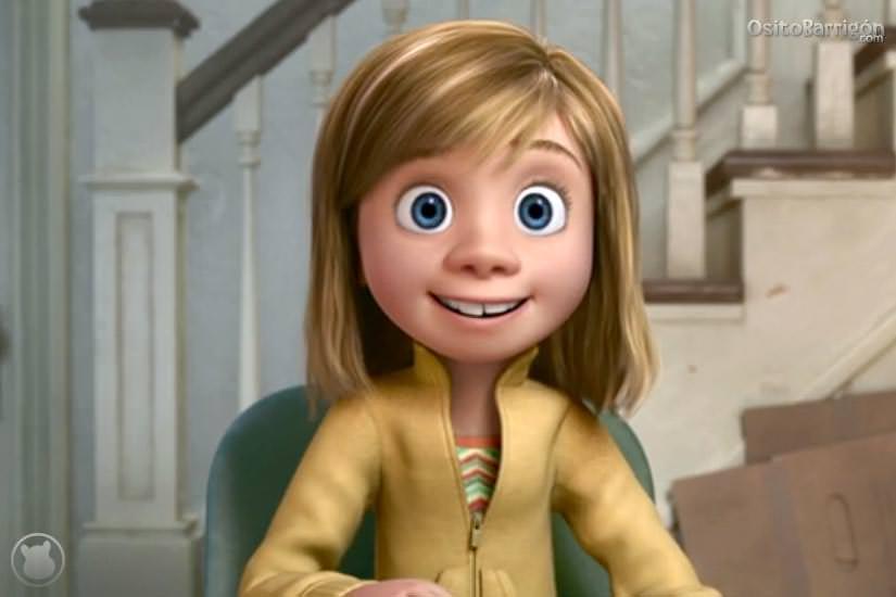 Pixar aprendió a pensar como una niña de 11 años ~ Osito Barrigón